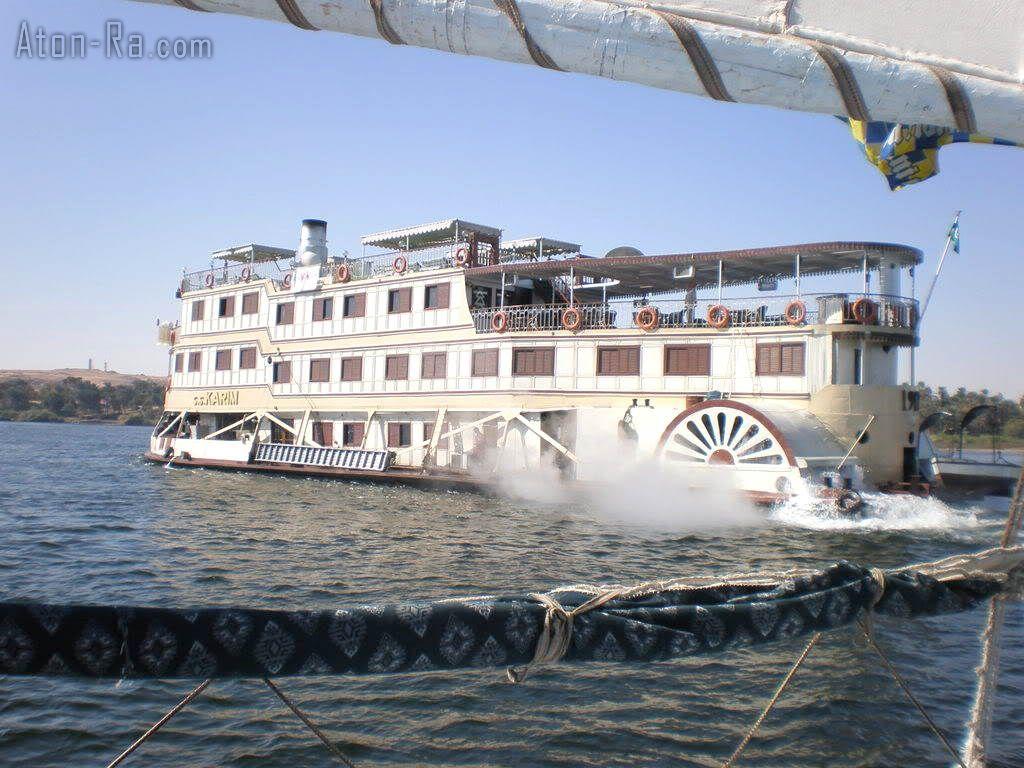 La crociera sul nilo for Quali cabine sono disponibili sulle navi da crociera