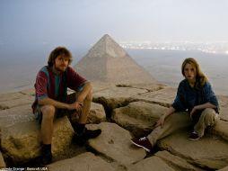 Leggi tutto: Sulla cima delle Piramidi di Giza
