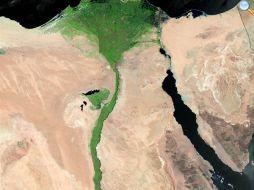 Il corso del Nilo