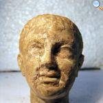 Reperti del tempio di Bastet