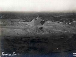 Leggi tutto: Theodor Kofler - Egitto dal cielo 1914