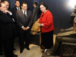 Leggi tutto: I reperti del museo Egizio Villa Borghese tornano al Cairo