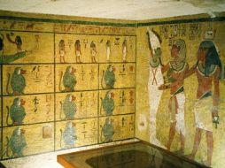 Leggi tutto: Replicata la tomba di Tutankamon