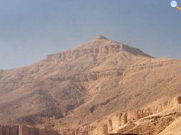 Piramide naturale