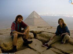Sulla piramide di Cheope