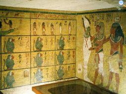 La tomba (reale) di King Tut