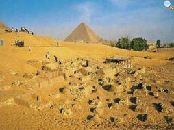 Cimitero degli operai di Giza