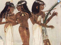 Musiciste egizie
